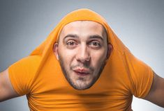 Funny guy Stock Images