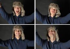 Funny guy Royalty Free Stock Photos