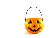 Funny Halloween Pumpkin Royalty Free Stock Photography