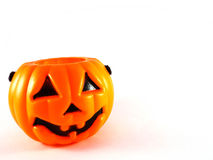 Funny Halloween Pumpkin Stock Photos