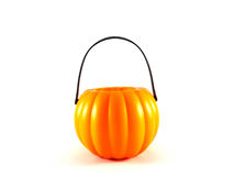 Funny Halloween Pumpkin Royalty Free Stock Images