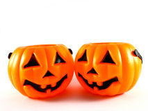 Funny Halloween Pumpkin Stock Image