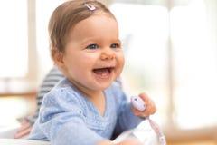 Funny Happy Baby Stock Photos
