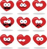 Funny Heart Royalty Free Stock Photos