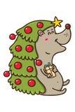 Funny hedgehog. Stock Photos