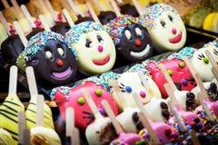 Funny ice cream Stock Image