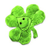 Funny Irish Shamrock Stock Photography