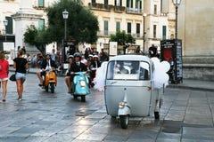 Italian wedding Royalty Free Stock Image