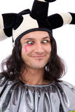 Funny jester joker Stock Photos