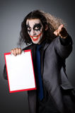 Funny Joker Stock Photos