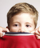 Funny kid. Stock Image