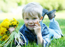 Funny kid Royalty Free Stock Photography