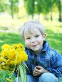 Funny kid Stock Image
