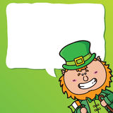 Funny Leprechaun. Royalty Free Stock Images