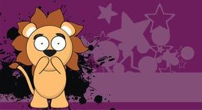 Free Funny Lion Kawaii Cartoon Background 2 Royalty Free Stock Photos - 175989018