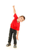 Funny little boy Royalty Free Stock Photos