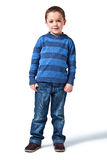 Funny Little Boy Royalty Free Stock Image