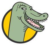 Funny lizard Stock Photo