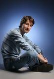 Funny man Royalty Free Stock Image