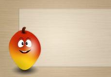 Funny mango Stock Photos