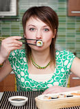 Funny Meal Stock Images