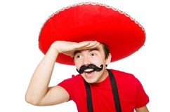 Funny mexican Stock Photos