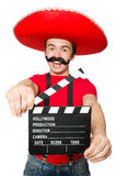 Funny mexican Stock Photography