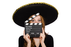Funny mexican Royalty Free Stock Photography