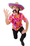 Funny mexican Stock Images
