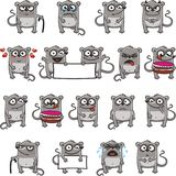 Funny mice (3) Stock Photography