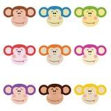 Funny monkey Royalty Free Stock Image