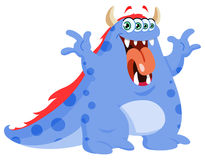 Funny monster Stock Photo