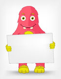 Funny Monster Royalty Free Stock Photography