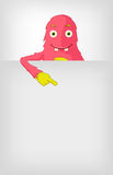 Funny Monster Stock Photography