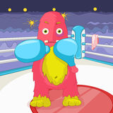 Funny Monster. Stock Image