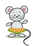 Funny mouse. Stock Images