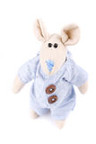 Funny mouse toy Royalty Free Stock Photo