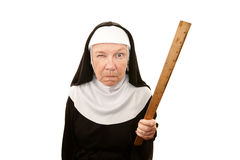 Free Funny Nun Stock Photos - 12895823