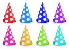 Funny party hat Stock Photo