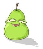 Funny pear Stock Photos