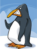 Funny penguin Stock Photos