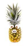 Funny pineapple Stock Photo