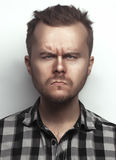 Funny portrait Stock Photo