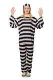 Funny prison Royalty Free Stock Photo