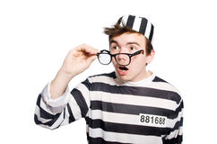 Funny prison Royalty Free Stock Images