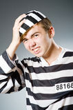 Funny prison Stock Photos