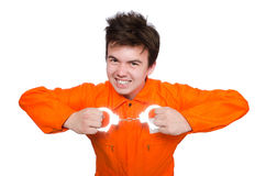 Funny prison Stock Photography