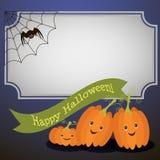 Funny pumpkin Royalty Free Stock Photo