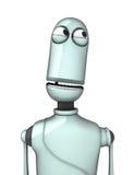 Funny Robot Royalty Free Stock Photos