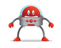 Funny Robot Royalty Free Stock Photo